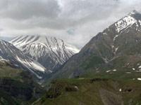 Рассказ о Военно-грузинской дороге